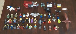 Lego Minifigures, Odds and Ends and Accessories
