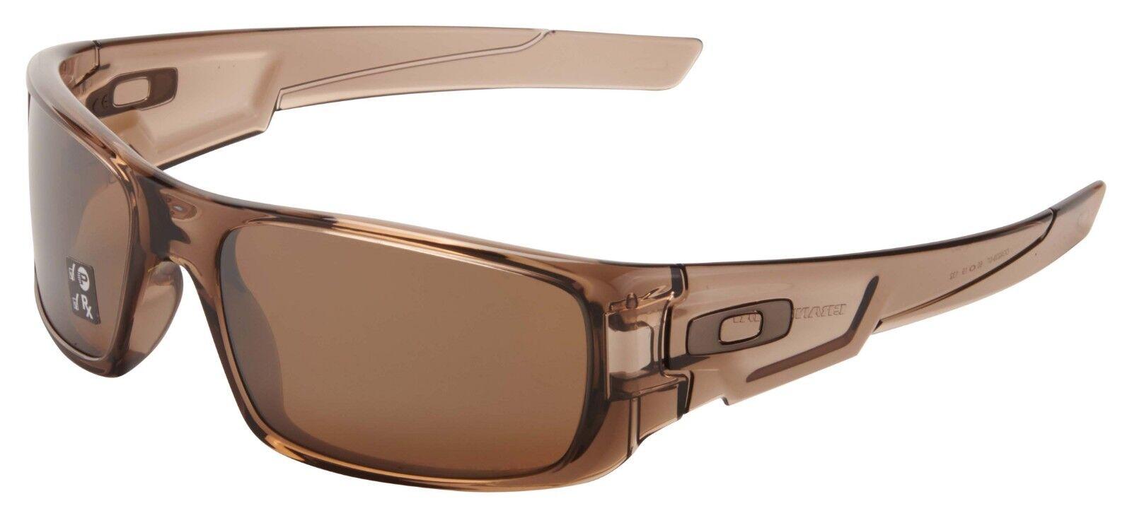 Oakley Men's Crankshaft 0OO9239 Polarized Iridium Rectangula