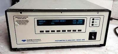 Teledyne Photometric O3 Ozone Analyzer Model 400e