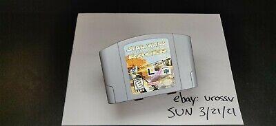 Star Wars: Episode I: Racer | N64 Game Collection Sale | 35 of 53
