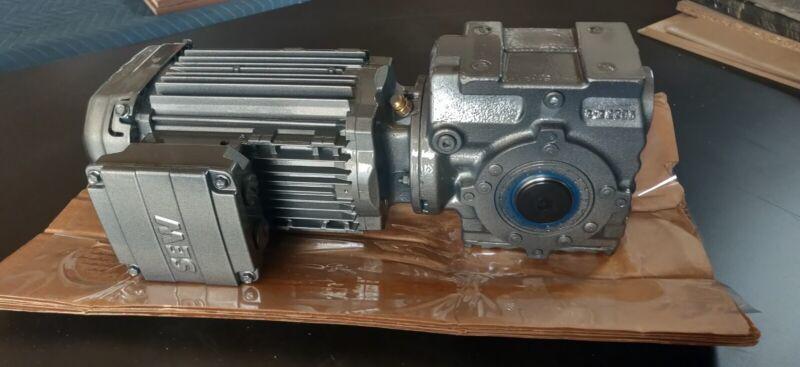 SEW-EuroDrive Inc SA47DRN80M4/DH GEAR MOTOR MOTOR , HP 1.00, RPM 1751 -NEW