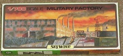 Military Factory Model Kit~ SkyWave ~ #24~ SW-300~ 1/700 ~ GM ~ Japan ~ NEW