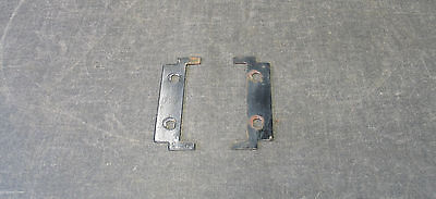 1949 1950 1951 1952 CHEVROLET ~ FRONT DOOR HINGE COVERS COWL SIDE