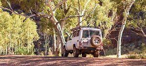 2004 Toyota HZ78 Land Cruiser Troop Carrier 7 Seater Newman East Pilbara Area Preview