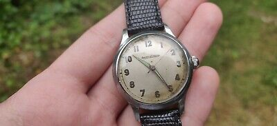 Jaeger Lecoultre 1940s Military Style Watch