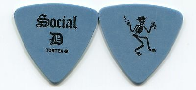 SOCIAL DISTORTION 2005 Rock Tour Guitar Pick!! MATT FREEMAN custom concert stage