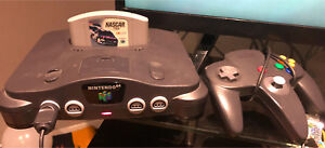 Nintendo N64 console plus controllers for sale
