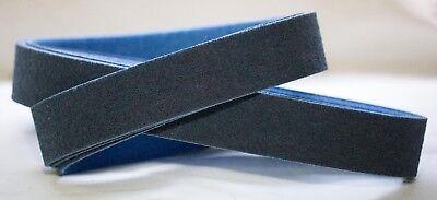 2x 72 Sanding Belt Very Fine Surface Conditioning
