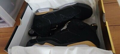Air Jordan 6 DMP Retro VI Black Metallic Gold CT4954-007 100% Authentic