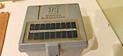 Ird Mini T.r.s Traffic Recording Solar Powered Counter Classifier