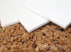 PVC weiß Hartschaumplatten auf Maß, Maßgefertigte Zuschnitt 2 bis 19mm ab 1 Euro