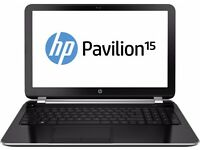 HP Pavilion 15 Notebook £200 ONO, Immaculate condition.