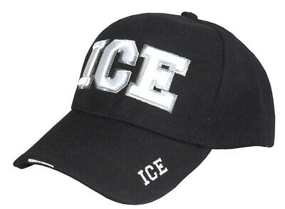 Police Custome (Police ICE Immigration and Custom Enforcement Embroidered Baseball Cap)