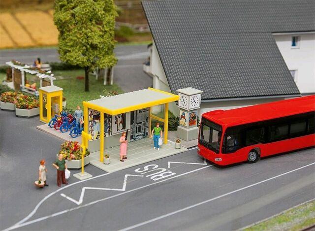 Faller 161653 Bushaltestellen-Set
