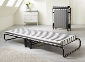 Guest Single Folding Bed - As New!