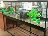 Large Aquarium Glass Tank