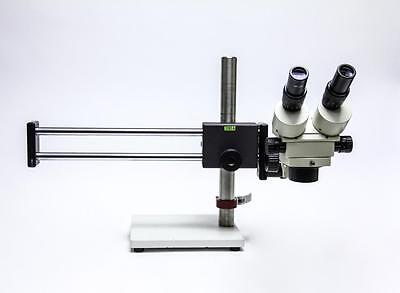 Vanguard Stereozoom Microscope Wf10x With Stereo Boom Arm Stand 2080a