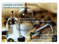 Hijama Cupping Birmingham