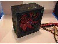ACE 600W Black ATX Gaming PC PSU
