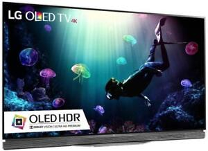 """LG 65"""" OLED 4K HDR WEB OS 3.5 3D SMART UHDTV *NEW IN BOX*"""