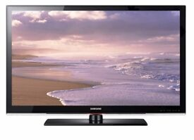 "SAMSUNG 40"" FULL HD LCD TV WITH BUILT IN FREEVIEW IN GREAT CONDITION"