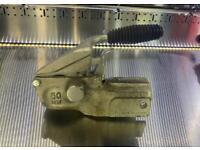Bradley double lock hu12 coupling head