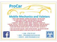 Mobile Mechanic and Valeter
