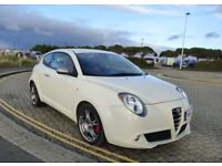 Alfa Romeo Mito 1.4 TB MultiAir Distinctive 3dr. Great stylish sporty car!