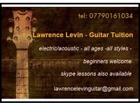 Guitar lessons in Leeds 8