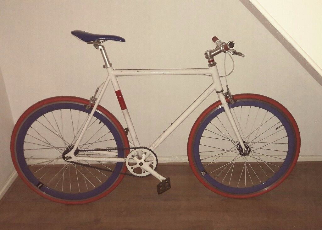 Bicycle. Fixie.