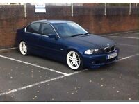 Selling my 325 215. Bhp spotless inside black leather sports model 6 disc changer