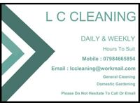 L C CLEANING