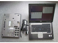 Dell Precision M65 laptop, Intel Core Duo, without hard drive but with extra machine for spares