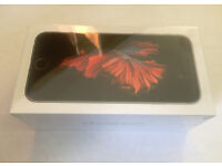 iPhone 6s Space Grey 32gb - Brand New - Sealed Box - FACTORY UNLOCKED
