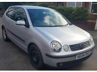 Volkswagen Polo 1.9 TDI tidy car LONG MOT Full Service history Silver