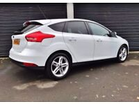 2015 FORD FOCUS ZETEC 1.6 TDCI *ONLY 10K MILES* NOT FIESTA ASTRA CIVIC GOLF LEON A3 A4 CORSA CLIO C4