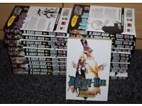 Manga Set - D.Gray-Man Volumes 1-24