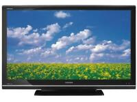 * LIKE NEW* TOSHIBA 32 INCHES LCD TV HD READY FREE-VIEW INBUILT CHANNELS