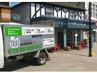 Rubbish removal Waste collection Rubbish clearance LONDON,EALING,HANWELL,RUISLIP