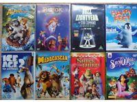 Animated Movies [8 x DVD Bundle]