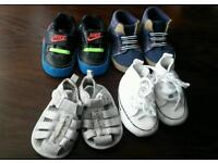 Baby trainers / shoes.