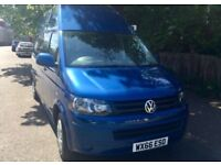 Danbury Royale - VW T5 - Diesel Automatic - Hi-top - bought and registered late 2016