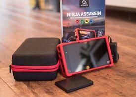 Atomos Ninja Assassin 4K HDMI External Recorder-Monitor