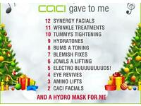 FROM A CACI SPECIALIST ( 1 hr treatment RRP£60 now £40!