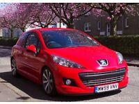 207 Gti (2010 Edition) 225bhp - [Rival - Clio Cup, EP3, Fiesta ST, Golf Gti, Corsa VXR, Cooper S ]