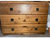 3 piece bedroom furniture set
