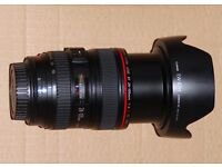 Canon EF 24-105mm F/4 IS L USM Lens