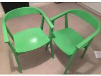 IKEA STOCKHOLM LIMITED EDITION CHAIRS