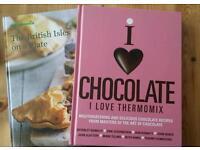 2 Cookbooks Thermomix