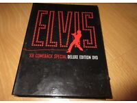 Elvis 1968 Comeback Special - 3 disc DVD with booklet